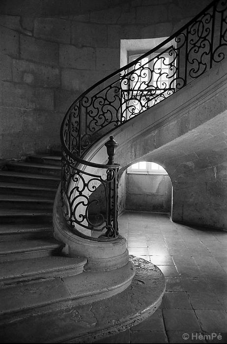 Escalier sacré
