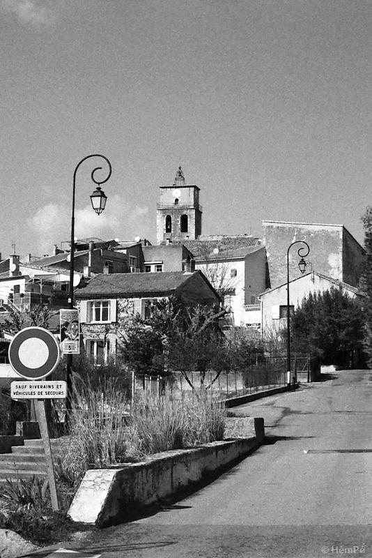 Eglise de Sablet